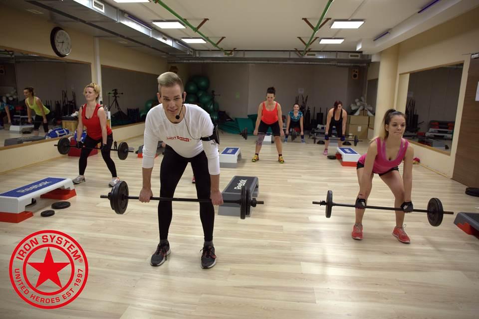 Hot iron edzések, gyakorlatok