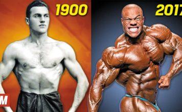 A bodybuilding története